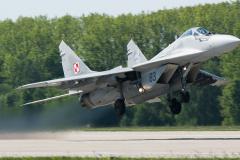 Minsk Mazowiecki Air Base (EPMM)