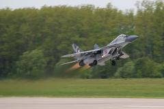 Open Day At Minsk Mazowiecki Airbase
